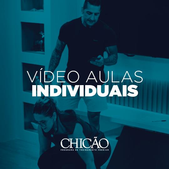 treino video aulas em individuais - Vídeo Aula Individuais (Pack 10 aulas)